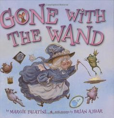 GONE WITH THE WAND When tooth fairy Edith B. Cuspid finds her friend Bernice Sparklestein, a fairy godmother whose work is legendary, having a very bad wand day, she tries to cheer her up by suggesting Bernice try other fairy jobs. Halloween Books, Vintage Halloween, Fun Illustration, Fairy Godmother, Tooth Fairy, Magazine Design, Childrens Books, Kid Books, Wands