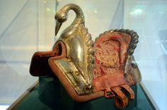 St. Petersburg - Saddle of Tipu Sultan, Hermitage