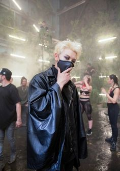 "[PHOTO] 160714 #ZTAO - ""Black White"" (AB) MV"
