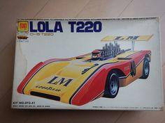 Otaki Lola T220 1 28 Scale Model Kit Vintage RARE | eBay