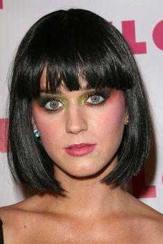 Katy Perry hair: Katy's hairstyle history