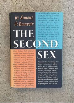 The Second Sex, Simone de Beauvoir (1949)