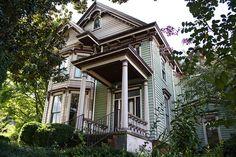 Classic Victorian, Smithfield, Virginia