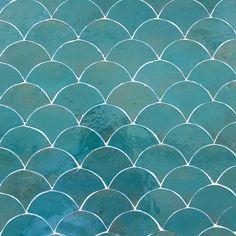 marockanskt kakel - Zellij i 48 olika kulörer och massa olika former från Dekorrech
