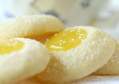 Lemon Tea Cookies Recipe - Food.com - 266248