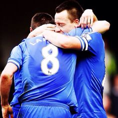 Frank Lampard and John Terry Chelsea Football S 10e998d774a5a