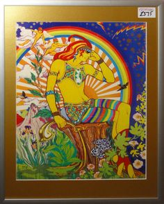 Psychedelic Artwork & Posters - Psychedelic Shack The Quay Exeter Devon UK • Far out psychedelic collectables from the 1960s and 1970s