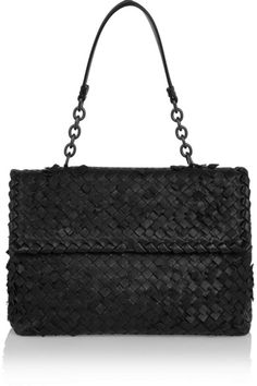 Bottega VenetaOlimpia intrecciato leather shoulder bag
