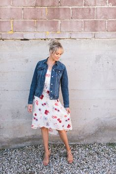 Tackle warm and cold spring days with the only lucky brand jacket you'll need this spring, plus three of our fashion favorites! #myluckybrand #ad @Luckybrandjeans