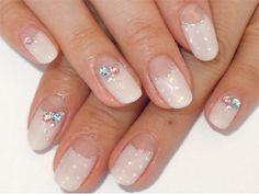 ドット nail art