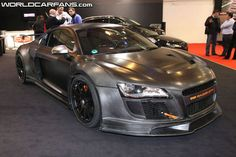 Stage infinity ppi automotive design razor gtr audi r8