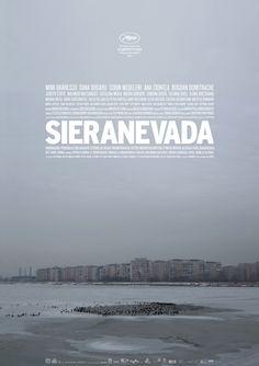 Festival poster for SIERANEVADA (Cristi Puiu, Romania, 2016) Designer: uncredited Poster source: Keyframe Daily