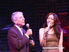 Anjani Thomas & Leonard Cohens: Never Got To Love You & Whither Thou Goest - YouTube