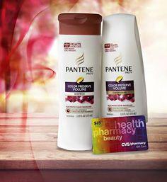Pantene Pro-V Prize Pack and $25 CVS Gift Card Giveaway 1/7