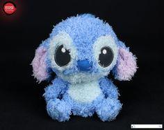 Disney Stitch  Fluffy  Plush Doll