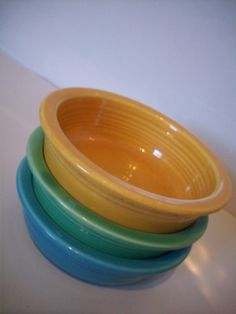 Fiestaware Nesting Bowls - at Norby\'s, you can buy all the bowls ...
