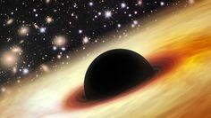 Se quiebra el espacio-tiempo en el centro de un agujero negro, y ¿se conecta con el futuro?