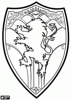 king peter from narnia shield | The Chronicles of Narnia coloring pages, The Chronicles of Narnia ...