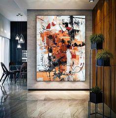 Original Abstract Canvas Art-Large Acrylic Painting Home image 0 Abstract Canvas Art, Oil Painting Abstract, Canvas Wall Art, Canvas Canvas, Original Paintings, Original Art, Image Digital, Extra Large Wall Art, Large Painting