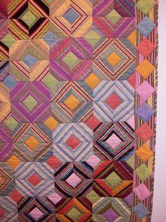 Kaffe Fassett quilt 101_0221 | by claire@paintdropskeepfalling.wordpress.com