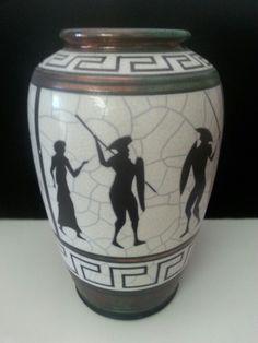 Pottery by John Melkonian