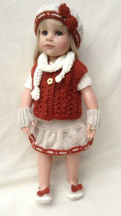 1000 Images About Knitting Toys And Dolls Clothes