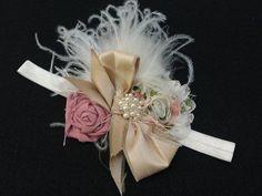 Headband to matchAntique Inspired Petti Baby by babyandmedesigns, $12.00