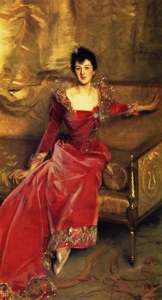 John Singer Sargent (1856-1925) - Журнал обо всём - John Singer Sargent, the son of an American doctor, was born in Florence in 1856. He studied painting in Italy and France and in 1884 caused a sensation at the Paris Salon with his painting of Madame Gautreau. Exhibited as Madame X, people complained that the painting was provocatively erotic. The scandal persuaded Sargent to move to England and over the next few years established himself as the country's leading portrait painter.