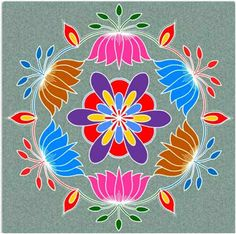 Best Pongal Rangoli Designs – Our Top 10