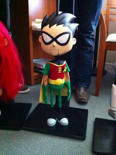Teen Titans Go! Puppets