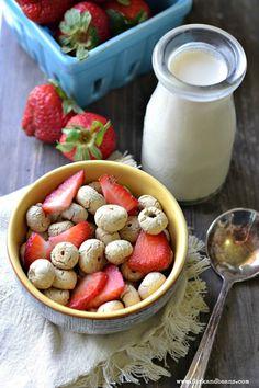 Homemade (gluten-free vegan) Cheerios - Fork & Beans