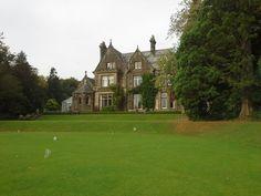 Alston Hall Longridge near Preston, A residential college Where l go for Lace making Courses