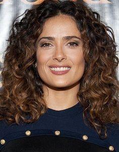 Light Highlights For Dark Hair | ... caramel brown ombre highlights on her long chestnut brown hair