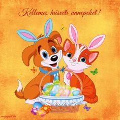 images of happy easter png Easter Cats, Easter Bunny Ears, Happy Easter, Bunnies, Cute Puppies And Kittens, Share Pictures, Animated Gifs, Mean Cat, Easter Pictures