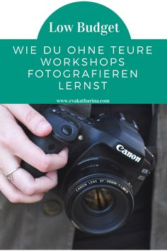 Wie du ohne teure Workshops fotografieren lernst Photography without spending a lot of money? In this tutorial, I'll tell you how to shoot without expensive workshops. Food Photography Lighting, Photography Lessons, Photography Backdrops, Artistic Photography, Light Photography, Photography Tutorials, Photography Photos, Digital Photography, Amazing Photography