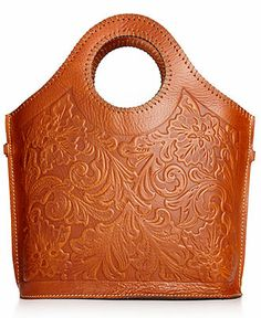 Patricia Nash Tooled Moretto Tote - All Handbags - Handbags & Accessories - Macy's