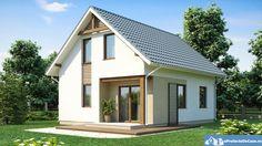 proiecte de case cu mansarda sub 100 de metri patrati Attic houses under 100…