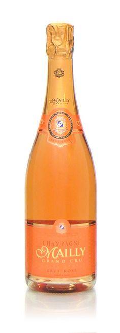 Mailly Grand Cru Brut Rose Champagne Bestellen - Champagnes.nl