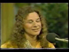 """""""Love for the Last Time"""" by Carole King, from the 1985 unreleased soundtrack for the feature film Murphy's Romance starring Sally Field and James Garner; performed live on Good Morning America; written by Carole King"""