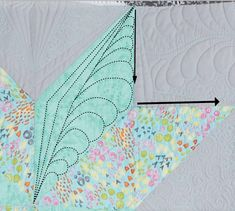 Step-by-step tutorial for quilting star blocks of different sizes.