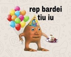Memes Funny Faces, Cartoon Memes, Happy Birthday Meme, Humor Birthday, Strange Photos, Memes Status, Nurse Humor, Drunk Humor, E Cards
