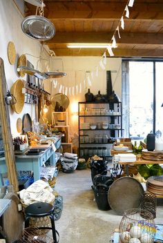 Broome street general store in silverlake laeveryday inspiring retail spa - Boutique deco new york ...
