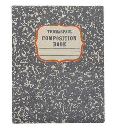 get back to school ready with this chic composition book ipad case   domino.com