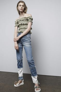 """Further Proof That """"Regular"""" Denim Just Doesn't Cut It Anymore 
