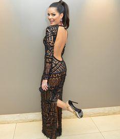 Look todo Dress: @mabelmagalhaes / : @jessica_slima #ootd #mabelmagalhaes by blogdamariah