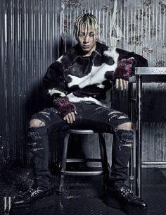 #Taeyang (Top Bigbang Photoshoot)