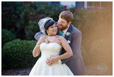 Bride and Groom at Milestone Krum Wedding by brittanybarclay.com