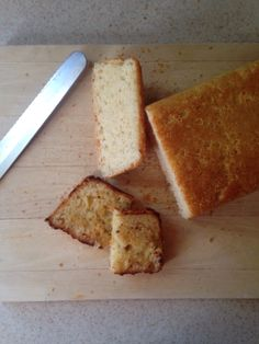 English Muffin Bread (I made this from scratch!)