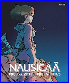 Anime on Blu-ray!: NEWS * Quattro videoclip per Nausicaä della Valle ...