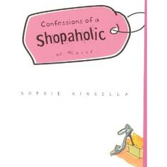 don't judge me, or the anxiety sophie kinsella is able to evoke